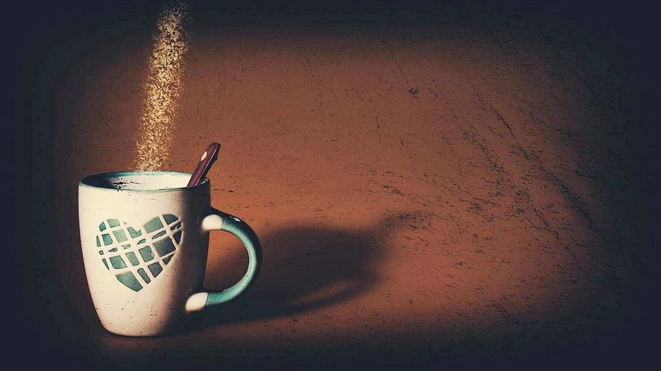 Still Life StillLifePhotography Smallcup Coffee Time Coffee ☕ Love Heart ❤