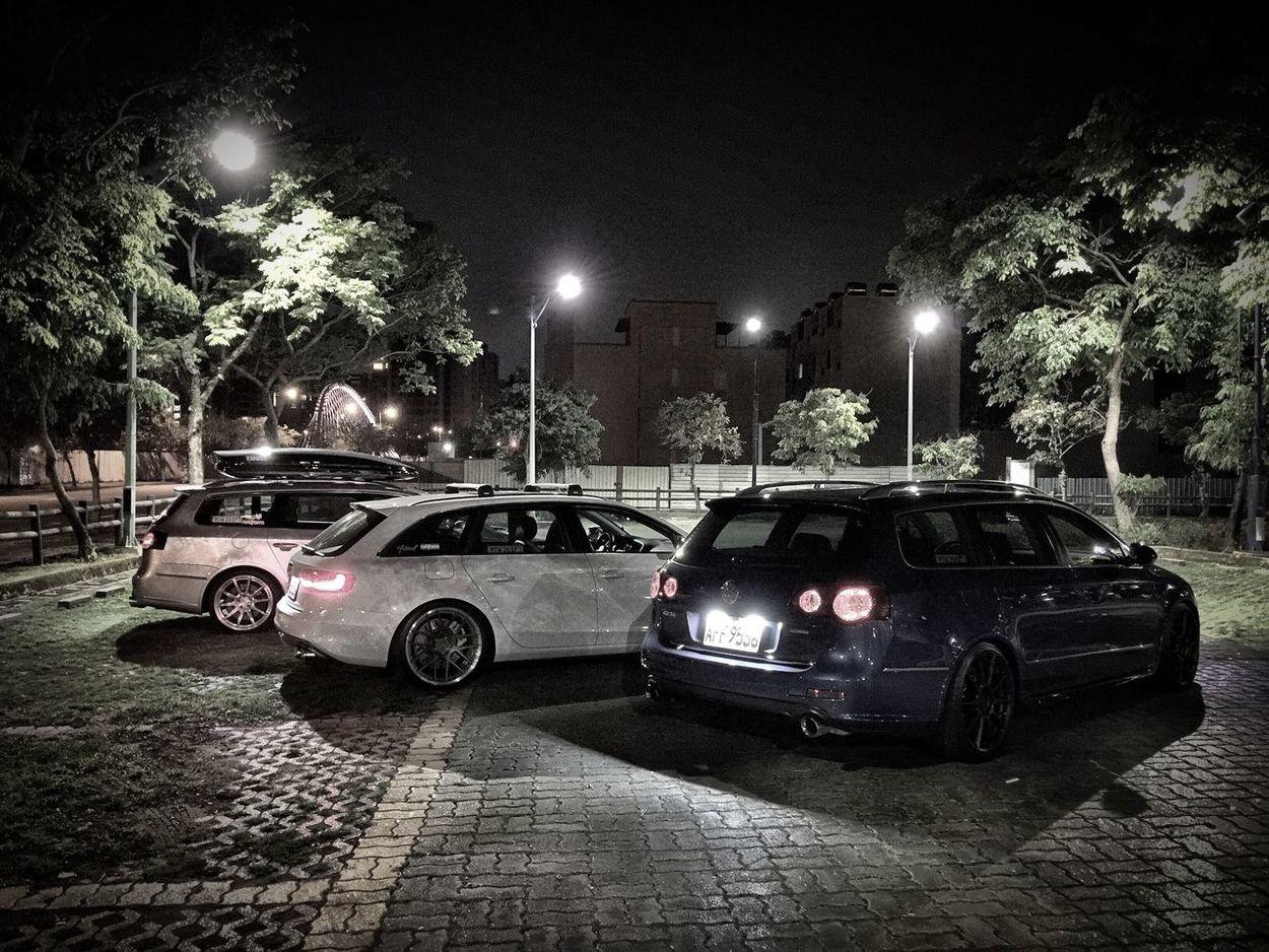 小聚。聊是非 Volkswagon R36 Audi A4 Avant Car EyeEm Best Shots - Nature Cityscape Eyemphotography Eyeemphotography Eye Wagon  Eye4photography  EyeEm Best Shots Taichung Nice Cars