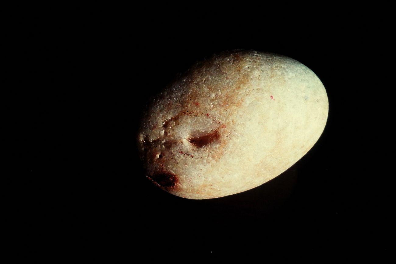 Pedra Da Lua Lua  Pedra Fundopreto Criative Criatividade