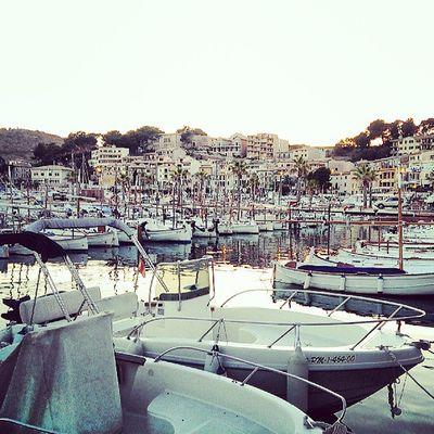 Harborview... #PortDeSóller #Mallorca Mallorca Portdesóller