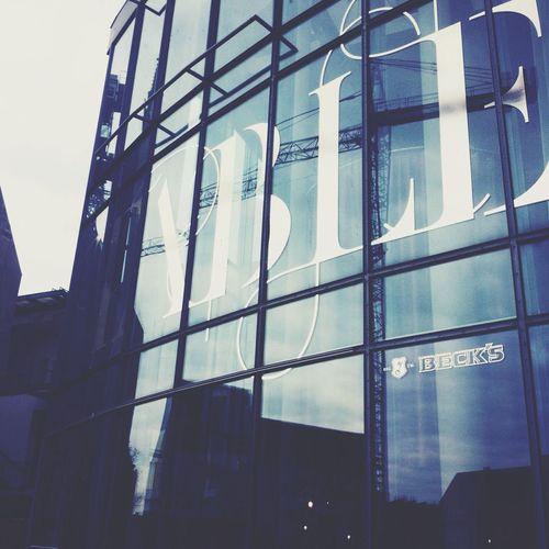 Architecture Reflection City Glass