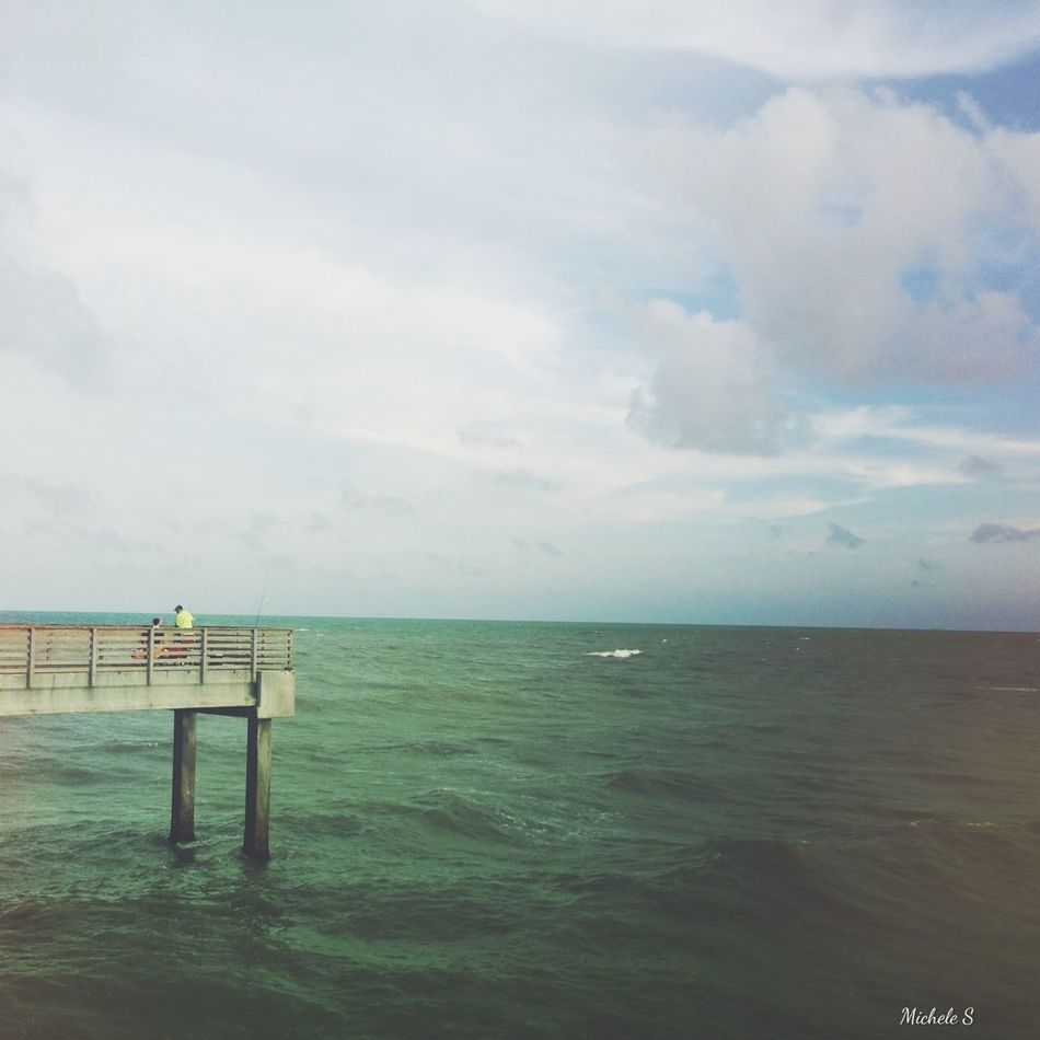 Minimalism Simplicity Seascape Mextures