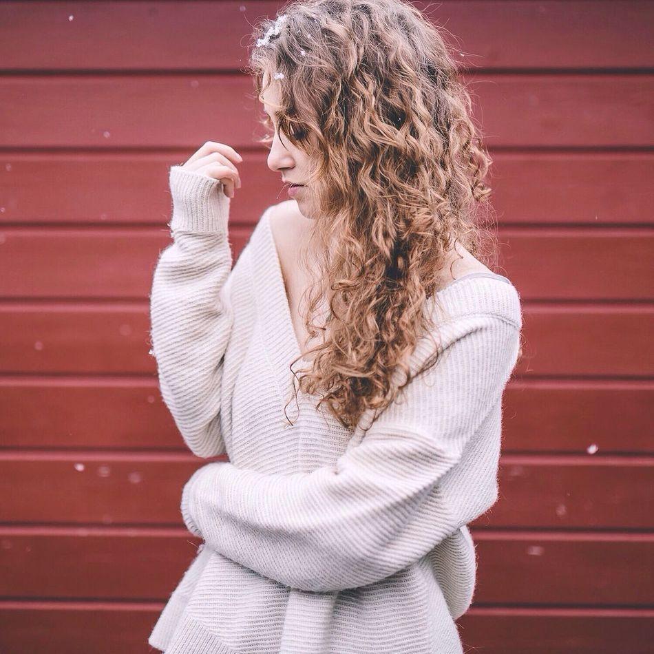 Beautiful stock photos of vienna, Caucasian, Contemplation, Curly Hair, Day