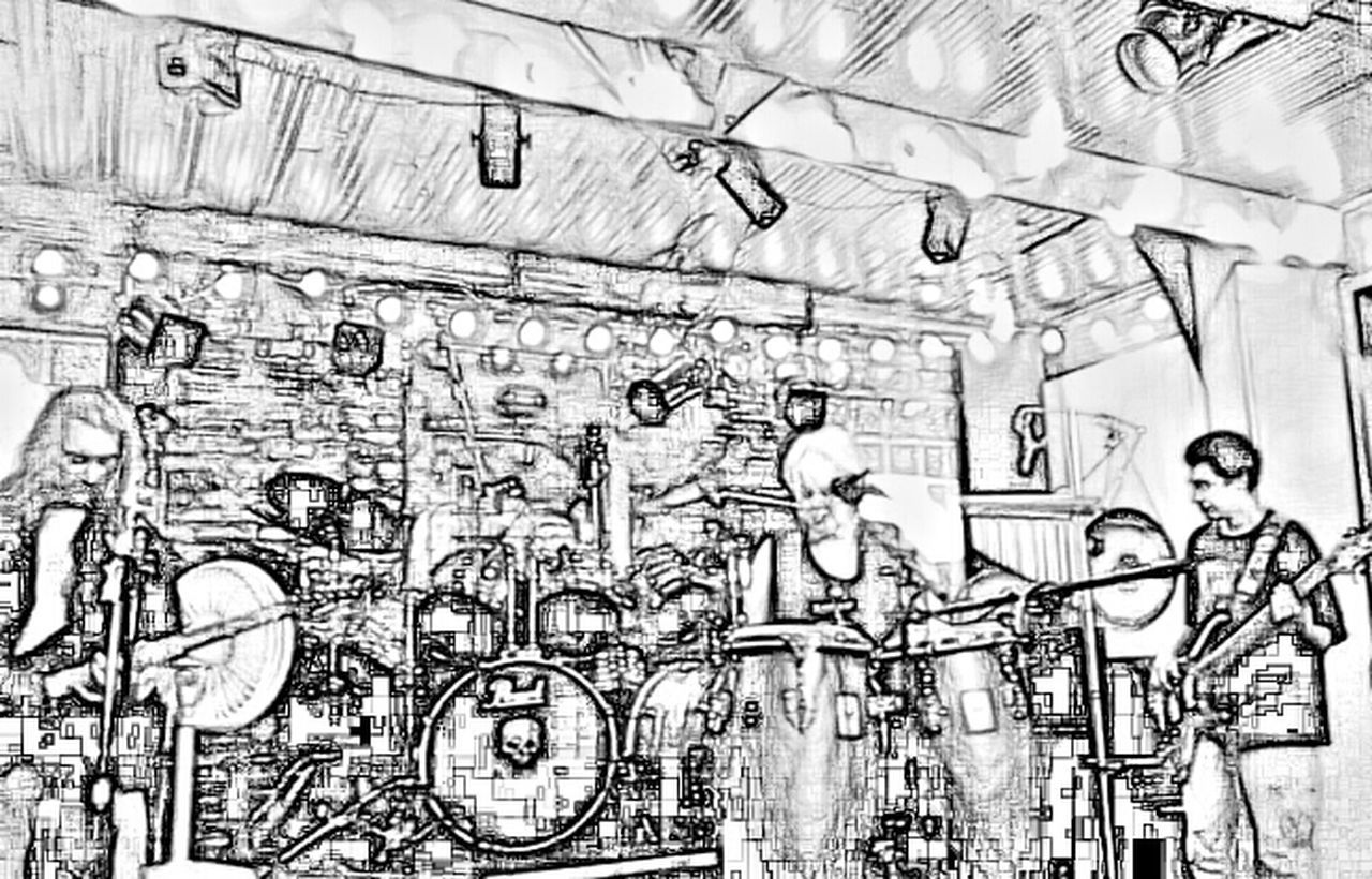 Band Photography Sketch Art Band Sketch Art Popular Playing With Effects EyeEm Gallery New On Eyeem New On Market Still Life EyeEm Week Say Cheese TRENDING  Eyeem Trending Showcase June People