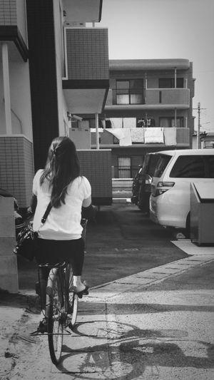 Bicycle Bike Away