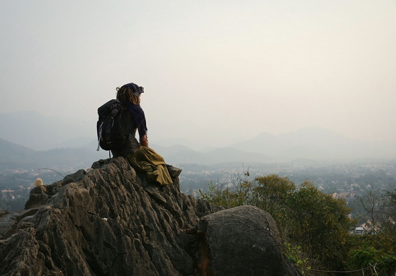 Lungprabang Laos Alone Time Mountain Freedom