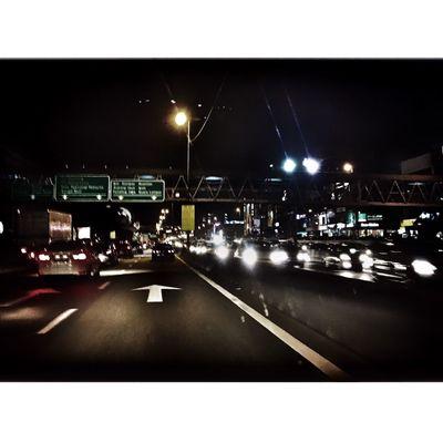 Traffic Streetphotography Street Nightphotography Highway