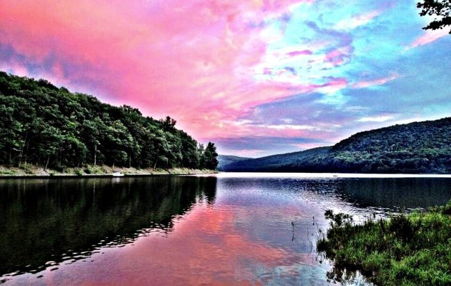 Camping Allegheny National Forest Allegheny River Morrison Campground
