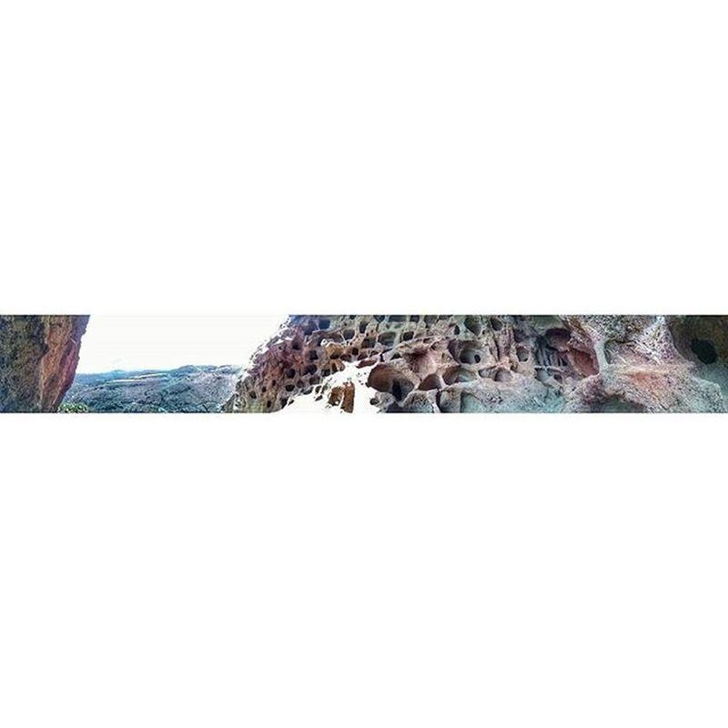 Cenobio de Valerón Aborígenes Cuevas Yacimiento