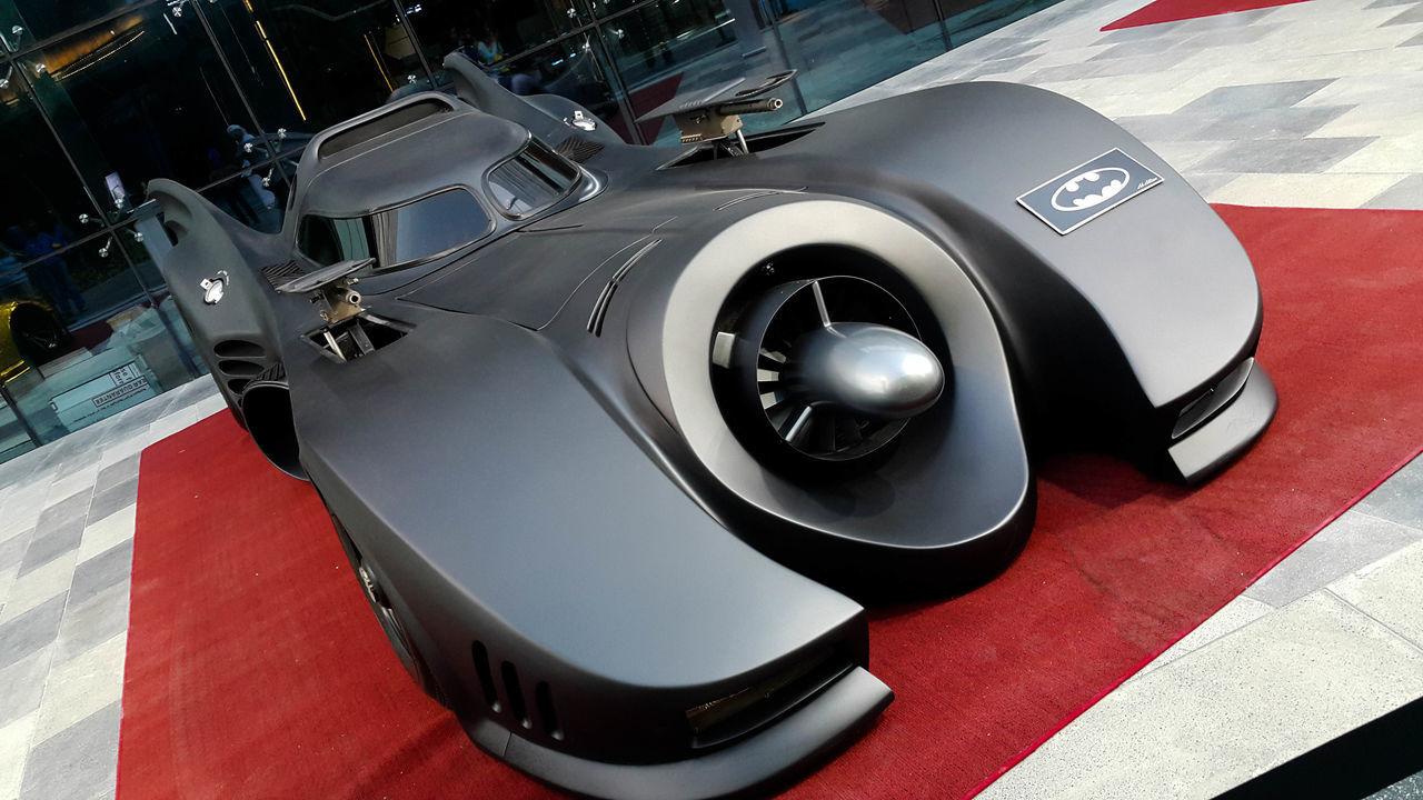 Batman Batmans Car Black Car Car Collection DXB The Week On EyeEm TheWeekOnEyeEM