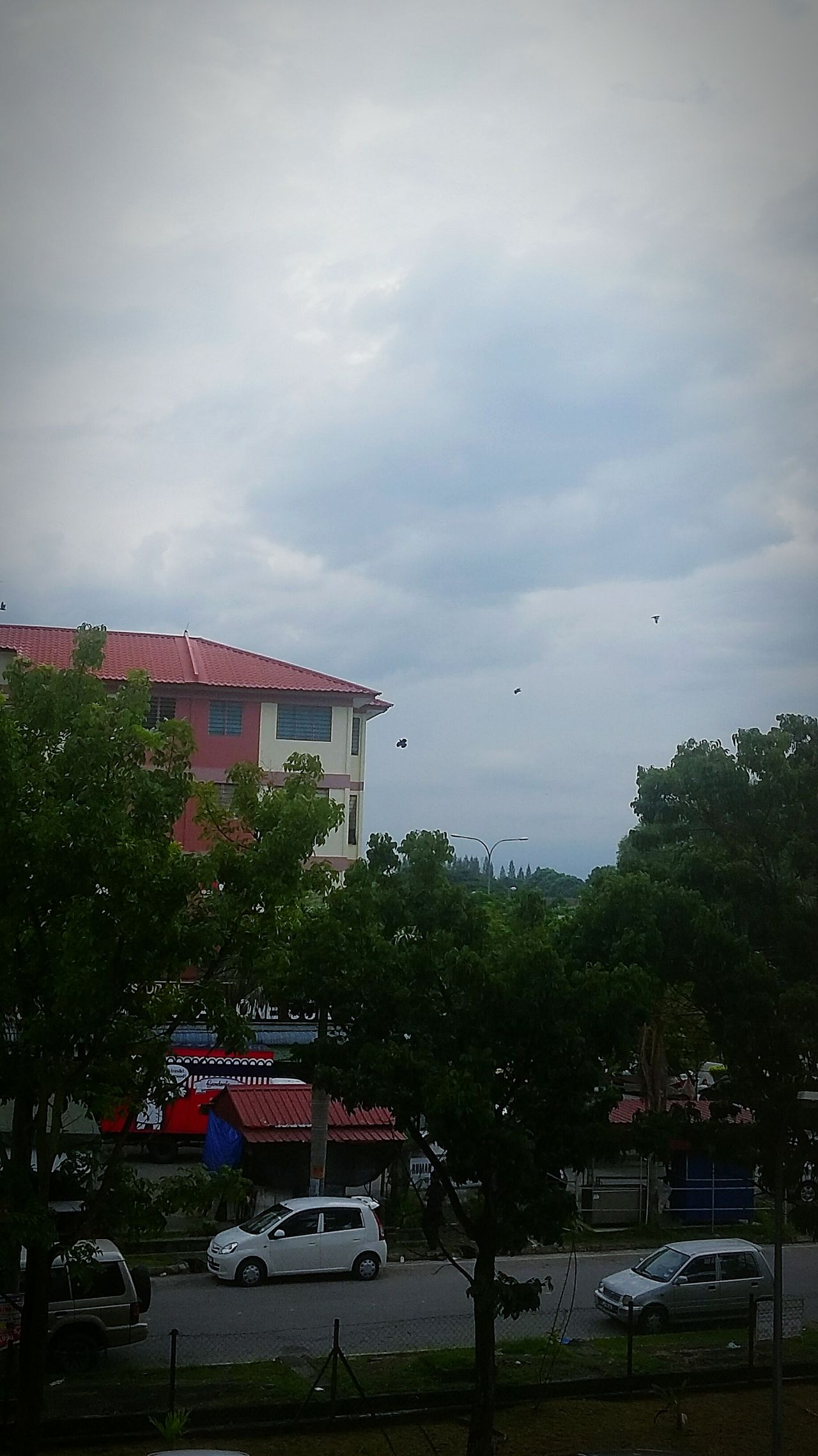 Enjoying Life Hello World Sky And Clouds Morning Light EyeEm Malaysia Penang Roomview
