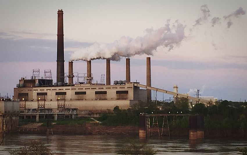 Check This Out Southern Indiana :) Industrial Industrial Architecture Smokestack