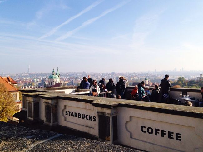 Starbucks Coffee EyeEm In Prague
