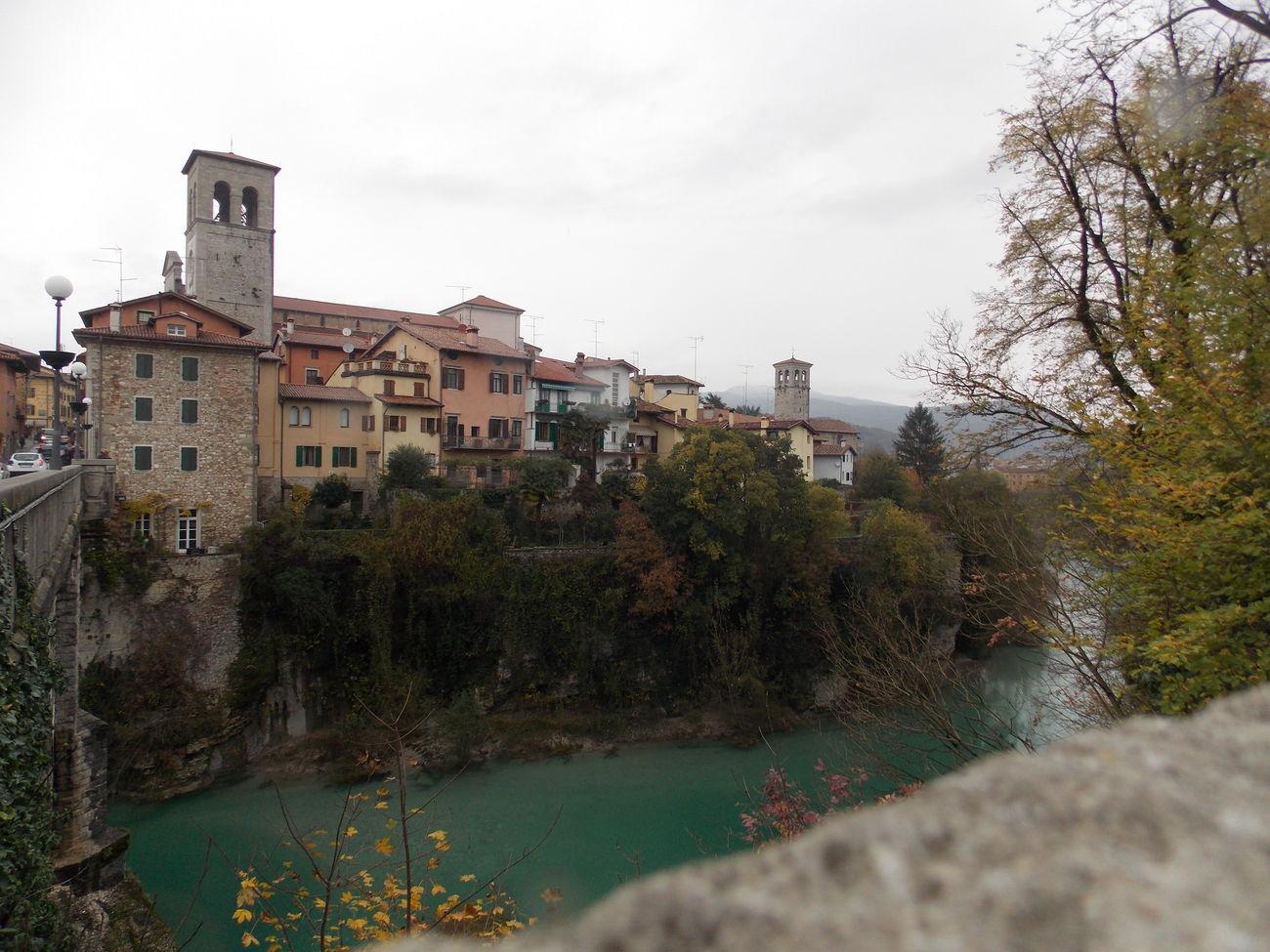 Cividale Del Friuli From My Point Of View Devil's Bridge Pontedeldiavolo Wildlife & Nature Beautiful Place