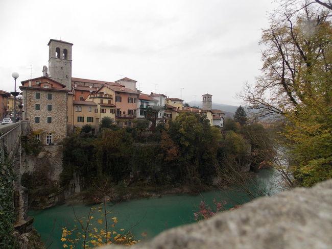 Cividale Del Friuli From My Point Of View Devil's Bridge Pontedeldiavolo Wildlife & Nature Beautiful Place