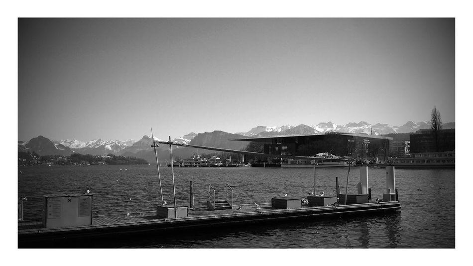 Eye4photography  Swiss Alps Lovely Weather Black & White Blackandwhite EyeEm Best Shots - Black + White Swiss Panorama Panoramic Photography Vertical Panorama