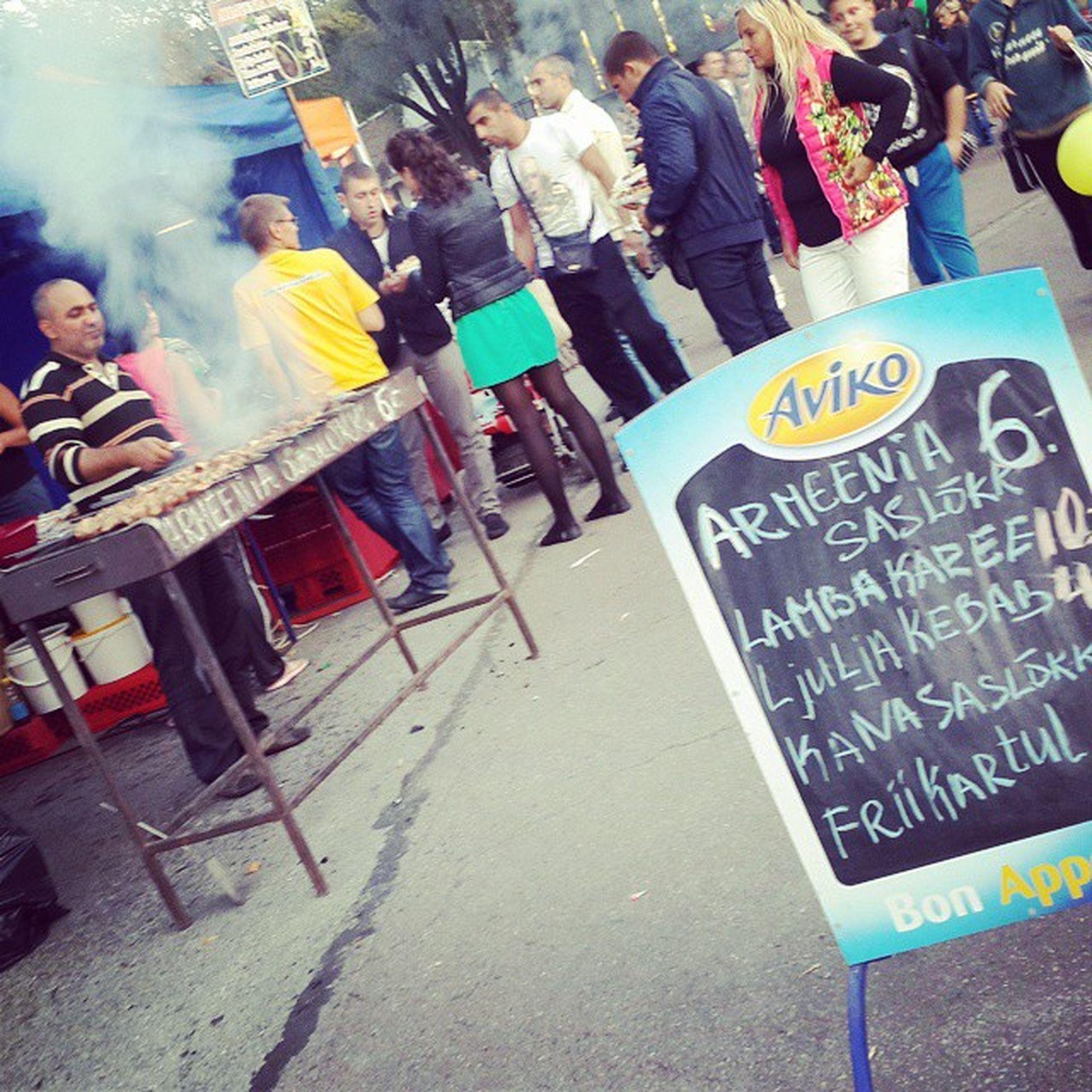 ArmanianDelight Barbeque Sashlokki Lovekoto Yummy MustToTry TallinnEstonia