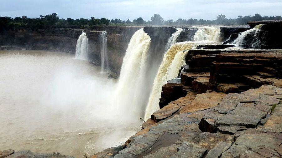 Niagra Falls of India