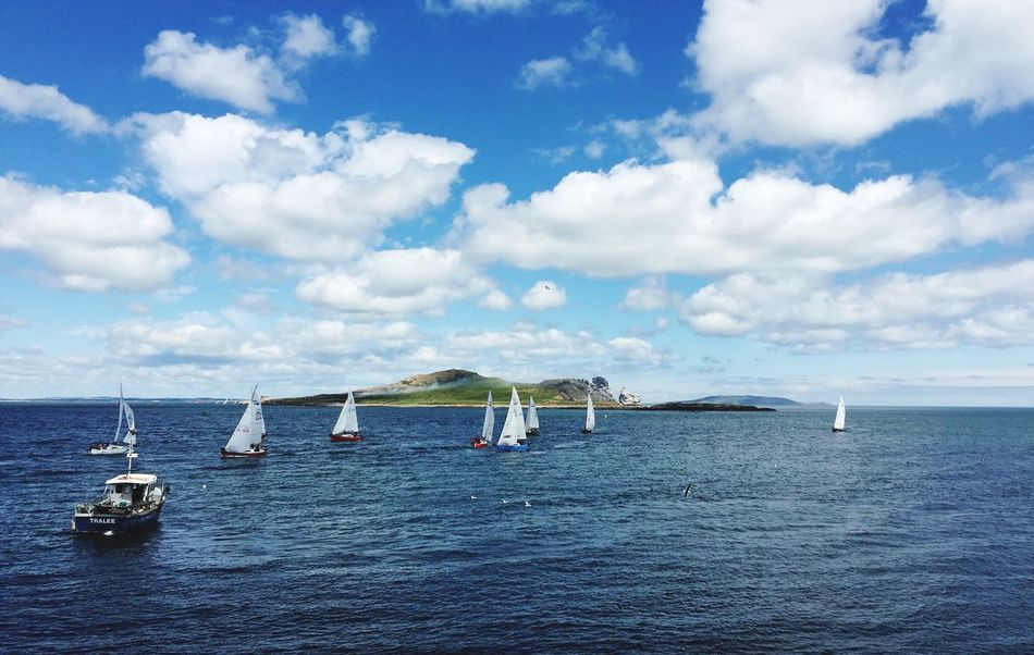 Beautiful stock photos of dublin, Canvas, Cloud - Sky, Day, Dublin