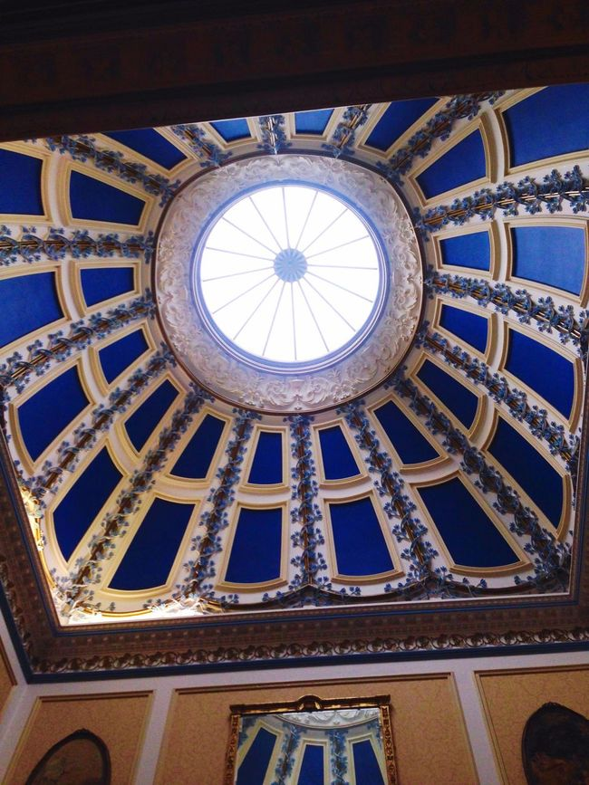 Historical Sights ...and a ceiling!