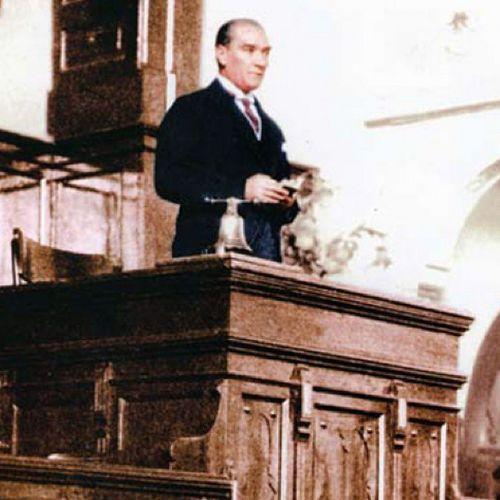 Cumhuriyetimizin 91. yılı kutlu olsun. 29ekim CumhuriyetinBekcileriyiz Atatürk