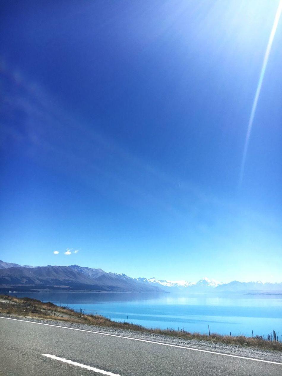 Beautiful lake.