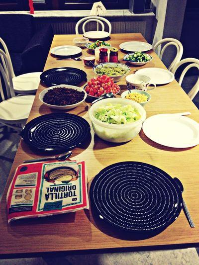 taco night Dinner