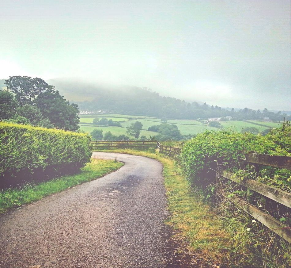 Beautiful stock photos of road, Abergele, Beauty In Nature, Cloud, Day