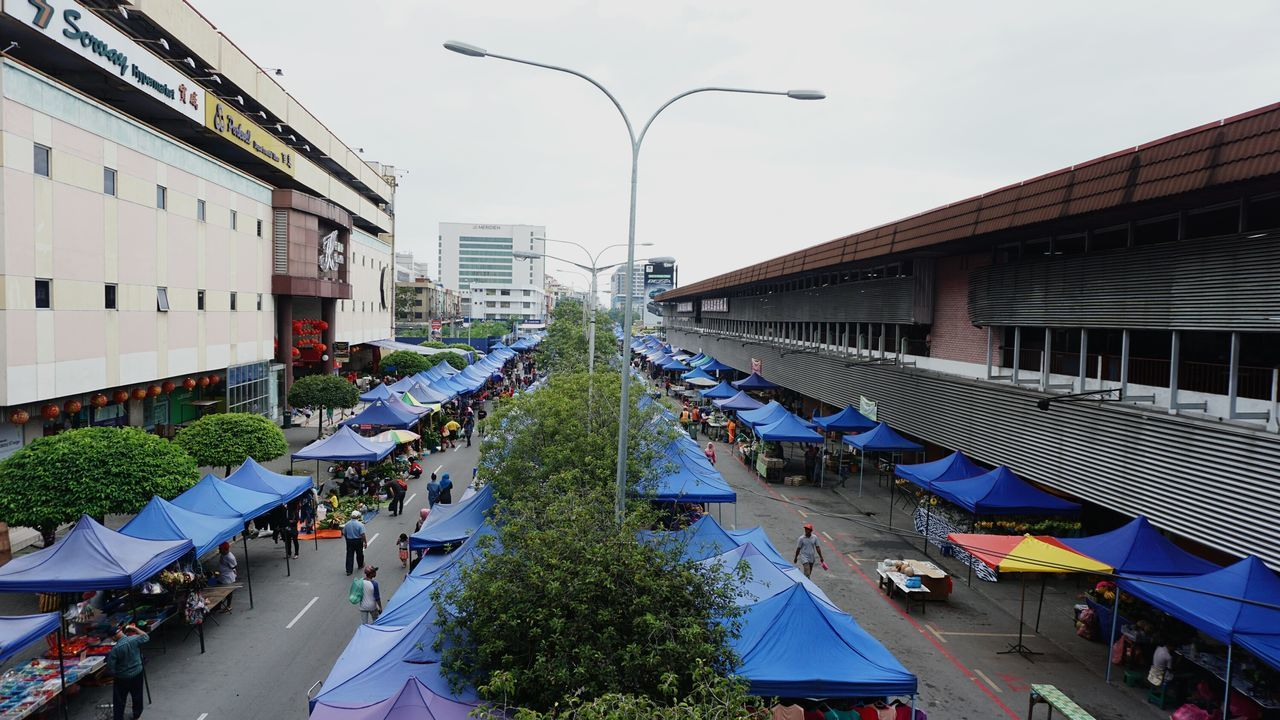 City Sabah Below The Wind Sony NEX A6000 What I Saw Through The Lens New Generation Photographer Sabahan Photography 16-50mm Lens Sony A6000 Kota Kinabalu City Sabah Malaysia City Street Street Chinese New Year Adapted To The City