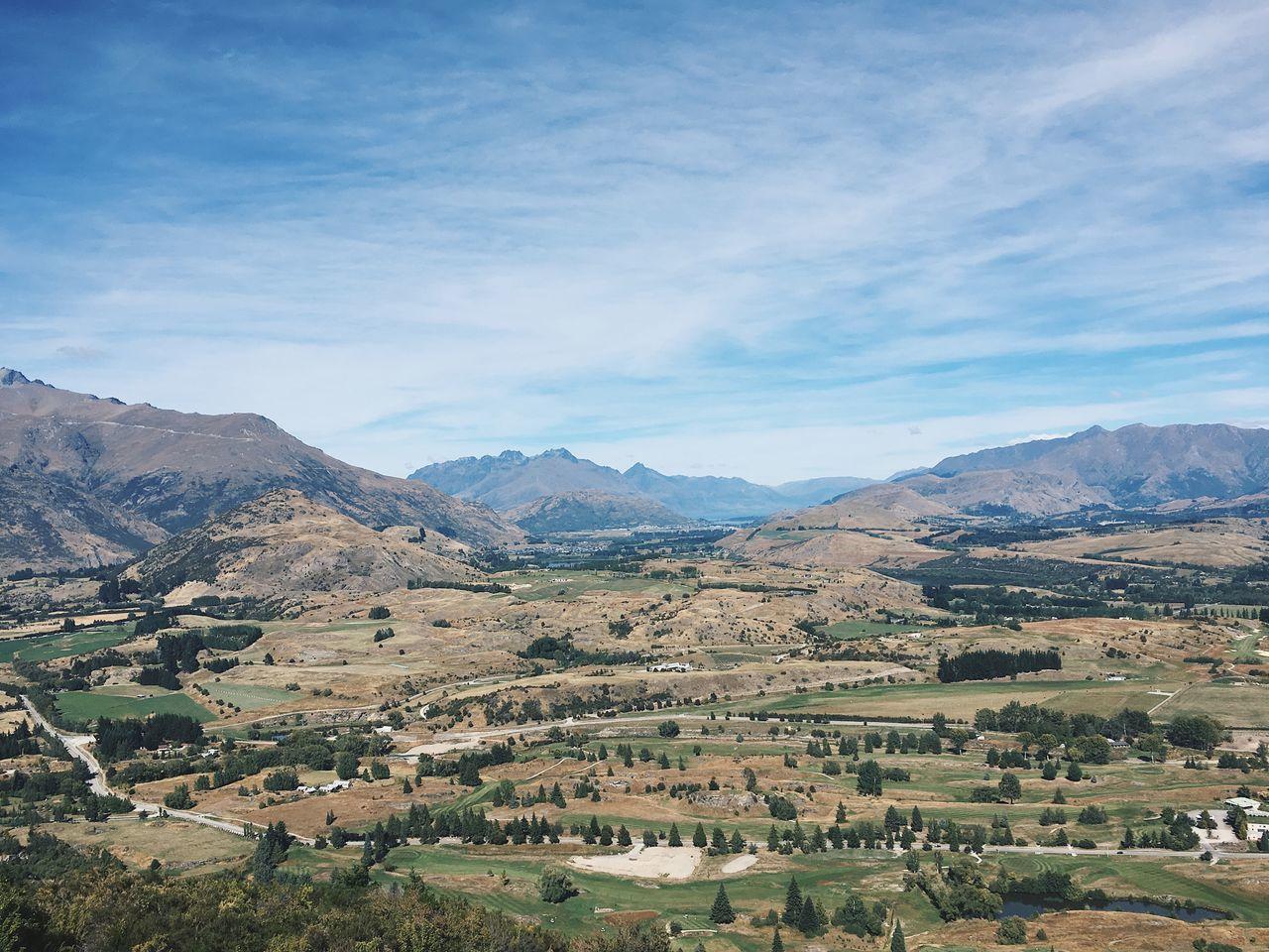 Day Landscape Mountain Mountain Range New Zealand No People Outdoors Sky