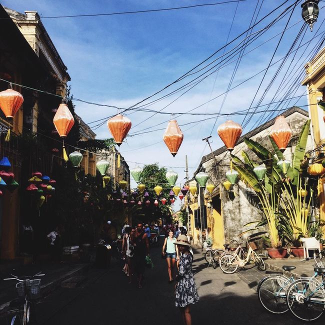 Hoi An Vietnam Vacations Oldbuidings Travel Destinations Peace And Quiet