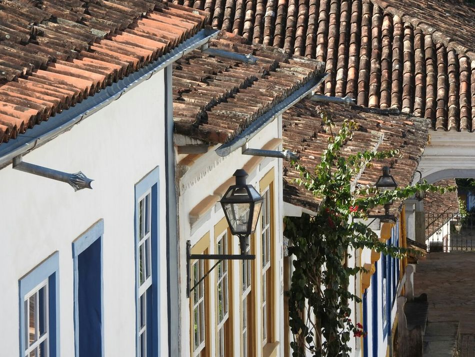 Building Exterior Architecture Outdoors History Minas Gerais-BR Rooftop Scenery Rooftops Tiradentes -MG Historical Building Historical Place