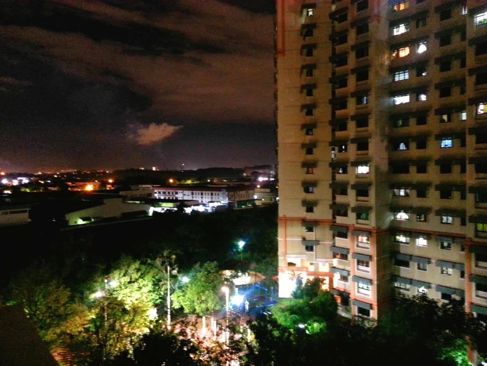 Nice night view