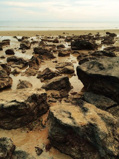 Beach Rocks First Eyeem Photo