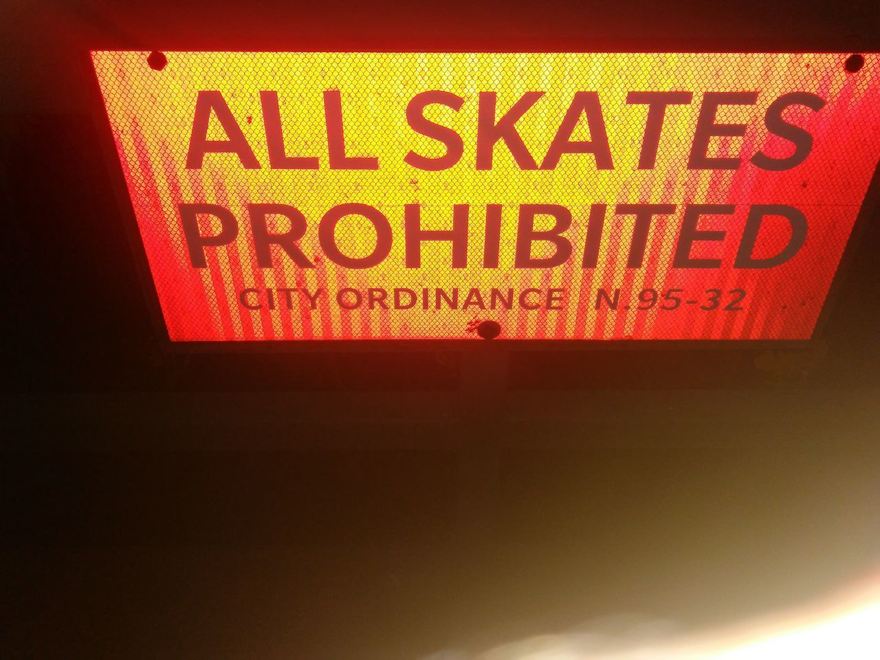 Capital Letter Close-up Communication No People Notices B Skateboard Text Warning Sign