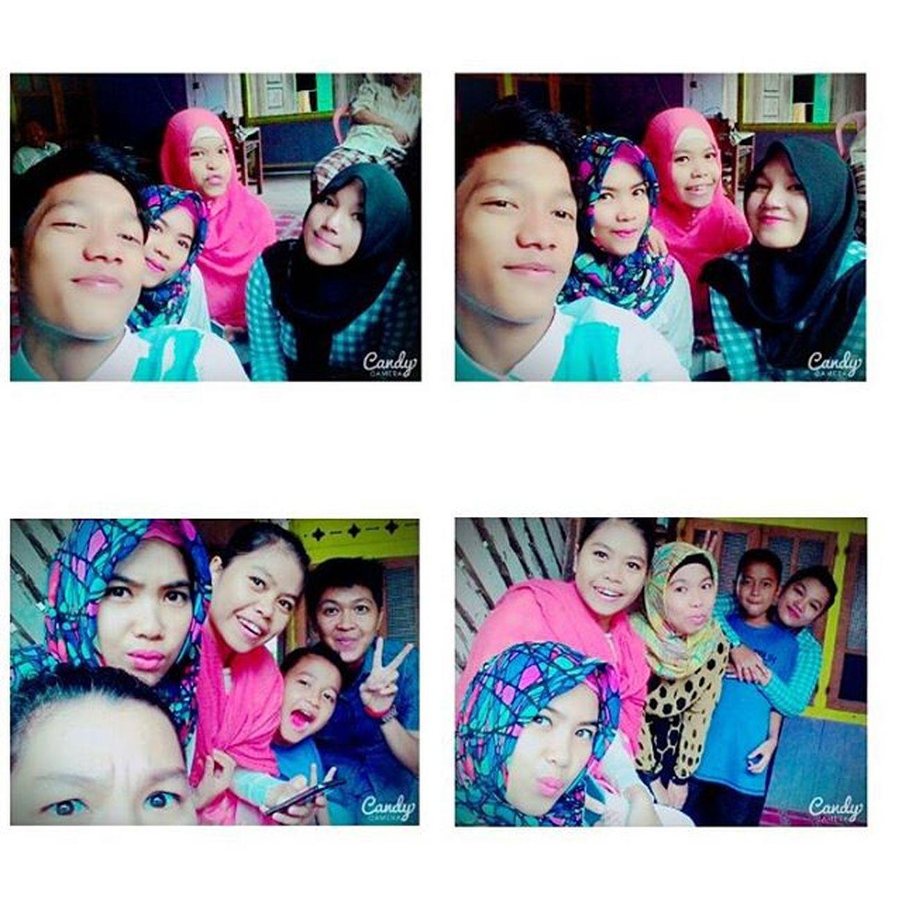 Keluarga dari sebelah Tuan Abd Hamid 😄😆♥ Ltpst
