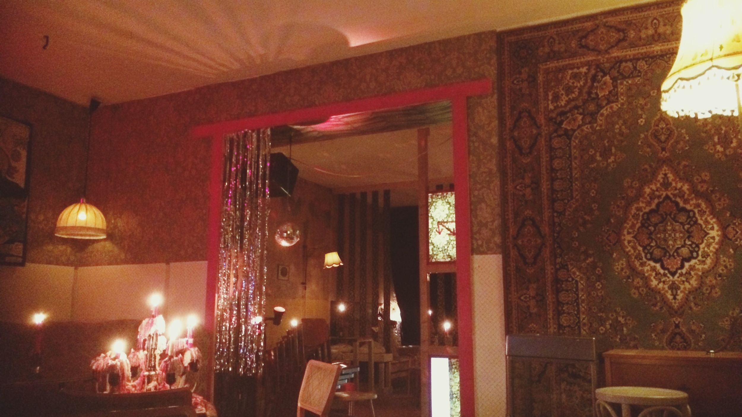Oh How I Miss My Bar.... Lushlounge East In The West Lerone-matrix Unexpected Patterns Mini Bar Attack Flying Carpets Lichtspiele