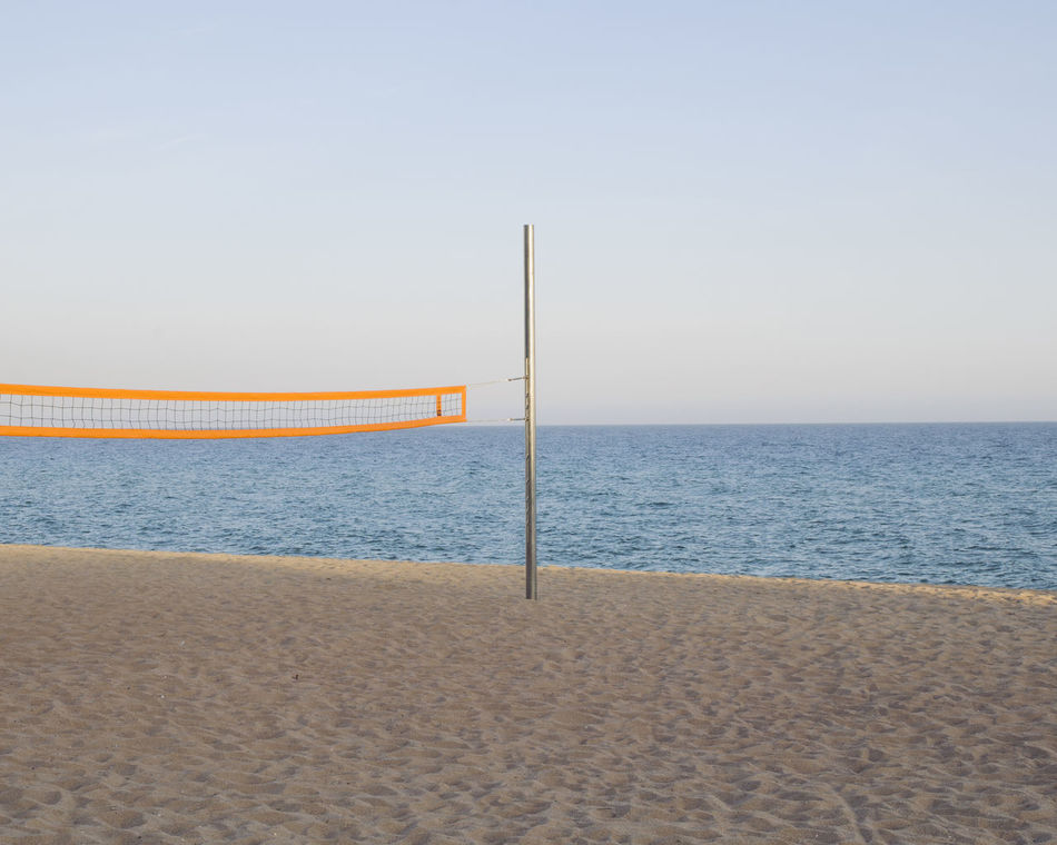 Beautiful stock photos of volleyball, Absence, Beach, Beach Volleyball, Beauty In Nature