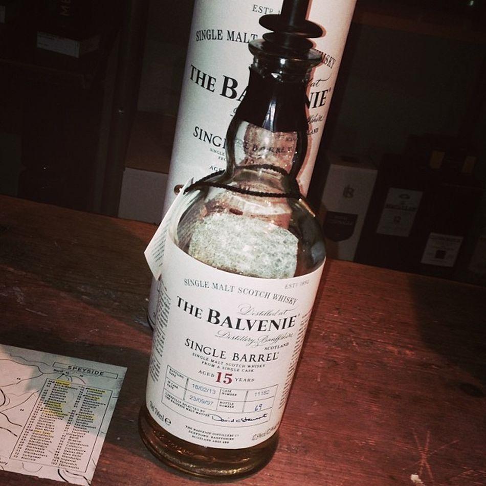 Ne. 3: Balvenie 15 Jahre Single Barrel #whiskyfenster Whiskyfenster Bottle Moehringen Tasting Banffshire Scotland 15jahre Whisky Singlebarrel Balvenie Scotch Dufftown Flasche Tuttlingen 15years Schottland Singlemalt Tasteup Speyside