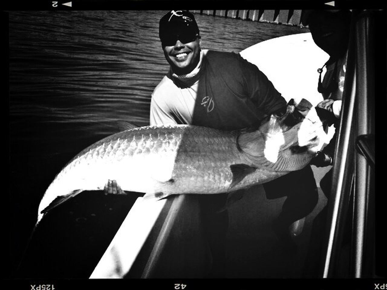 I Love My Job! Fishing Work Tarpon