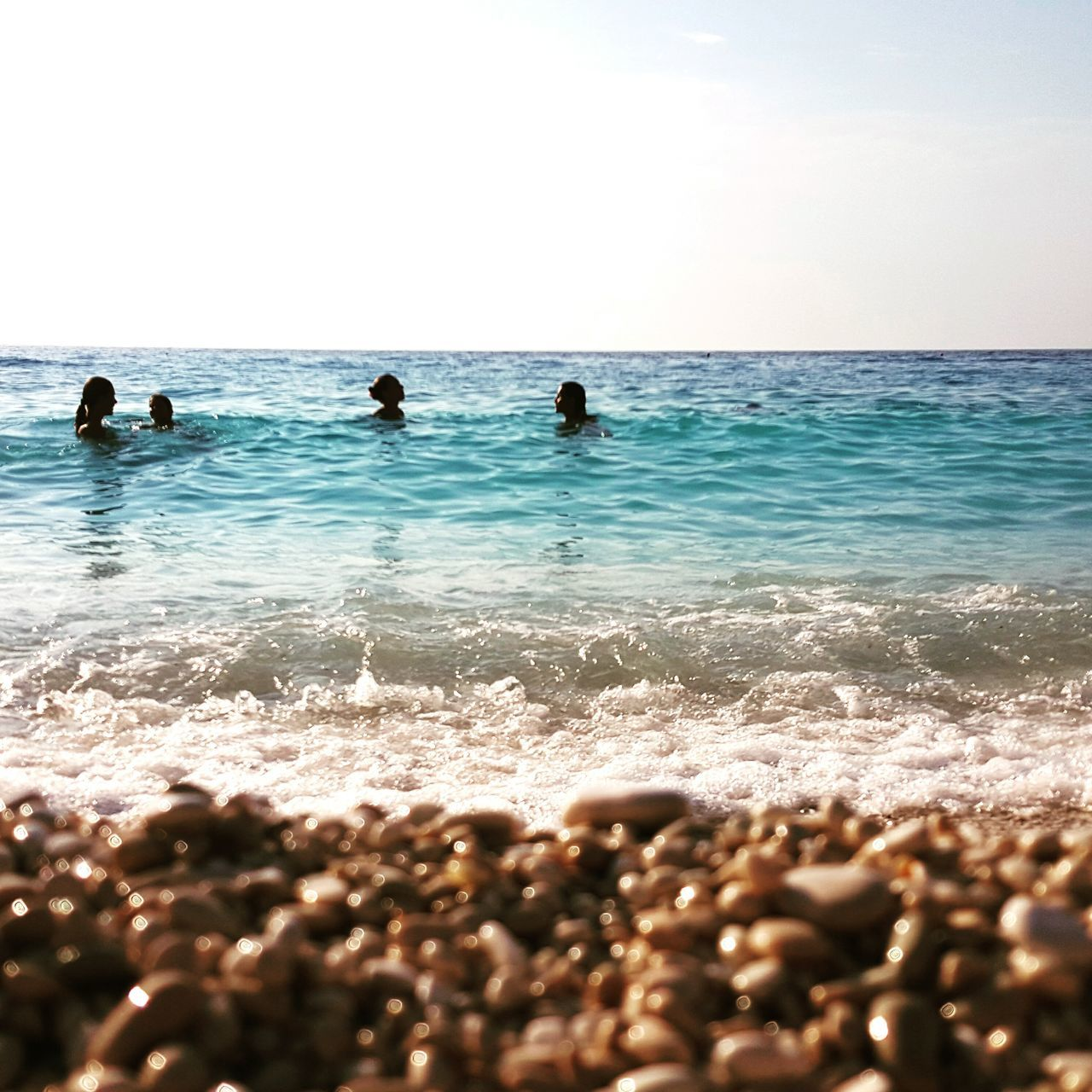 Enjoying Life Kefalonia Greece Mediterranean  Sea Mediterranean Sea Sun Summer Summertime Fun Beach On The Beach Pebbles My Favorite  Colors Sentimental Beach Photography Myrtos KIOMI