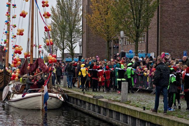 Sinterklaas Intocht In Almere-Havenvv Sinterklaas 2013 Saint Nicholas Day Saint Nicholas