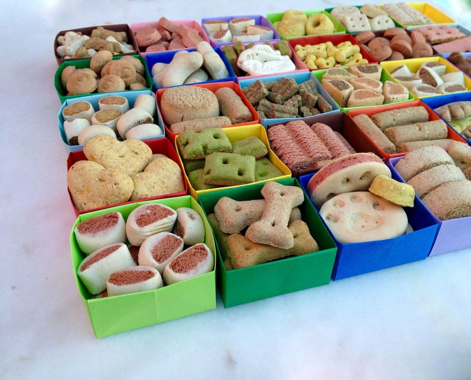 Many different sorts of dry dog food in colorful boxes Arrangement Bones Bowl Boxes Choice Cookie Day Different Dog Dog Food Dry Feeding  For Sale Freshness Large Group Of Objects Market Meat Multi Colored No People Outdoors Pet Retail  Snack Sweet Food Variation