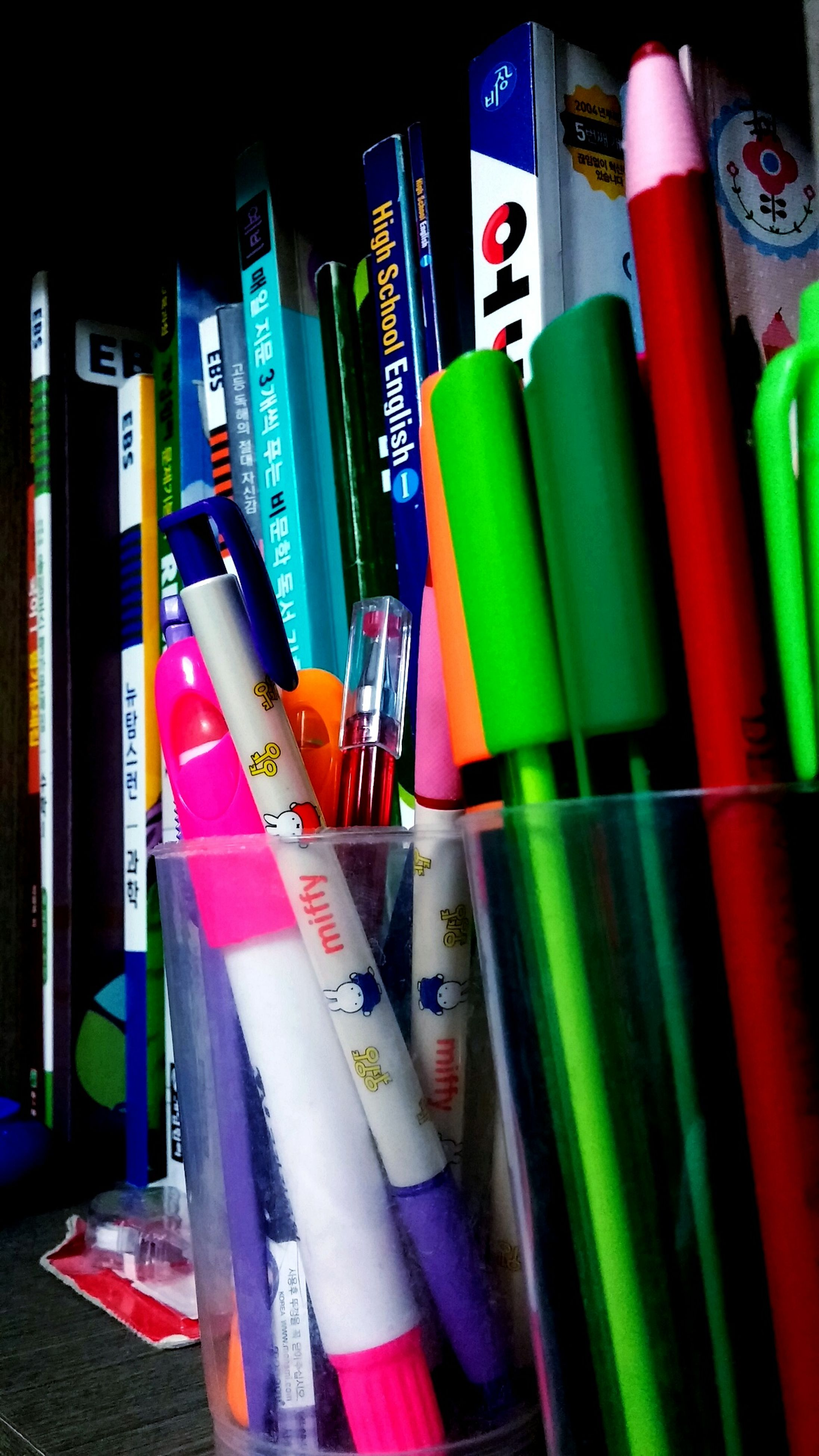multi colored, variation, indoors, colorful, large group of objects, choice, still life, in a row, arrangement, education, pencil, abundance, side by side, collection, high angle view, order, no people, colored pencil, close-up, group of objects