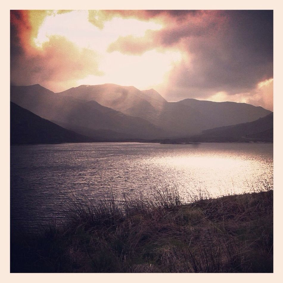 Colors Landscape Sky Highlands Scotland