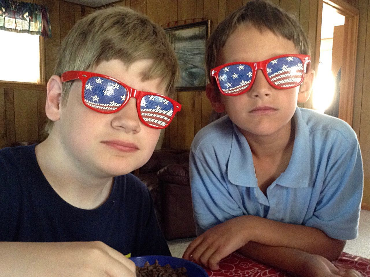 Uniqueness Two People Sunglasses Teenager Casual Clothing Togetherness Blond Hair Leisure Activity People Fourth Of July Fourth Of July 🎉 Cousins  BoysBoysBoys Boys Boystyle Boysofsummer