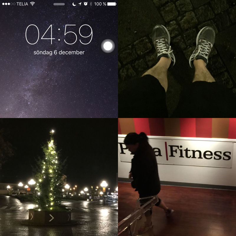 Winter ? Going To The Gym Gym Time Tropical Climate Sweden