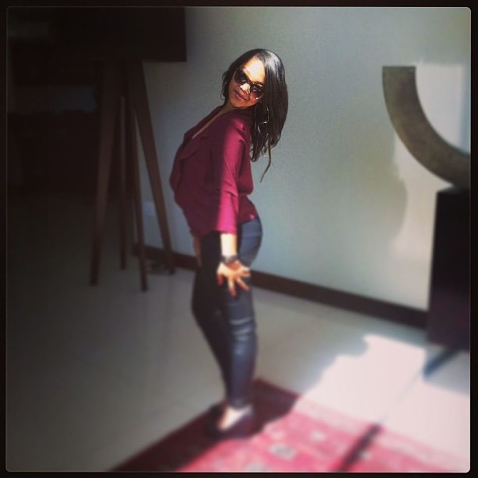 Mee Goingto Rihanna Concertvibes chilled smiles readytogo outfit sexy