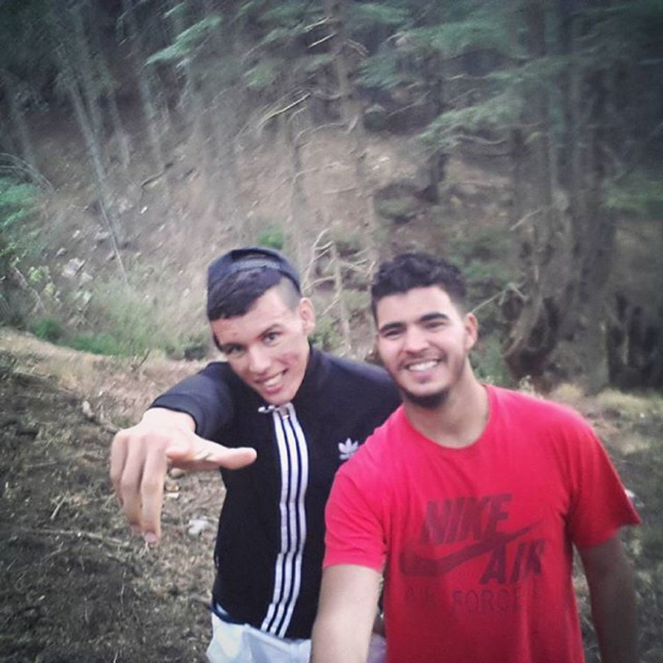 Bro Yah Nike Cold Chiling Khalwi Mezmez