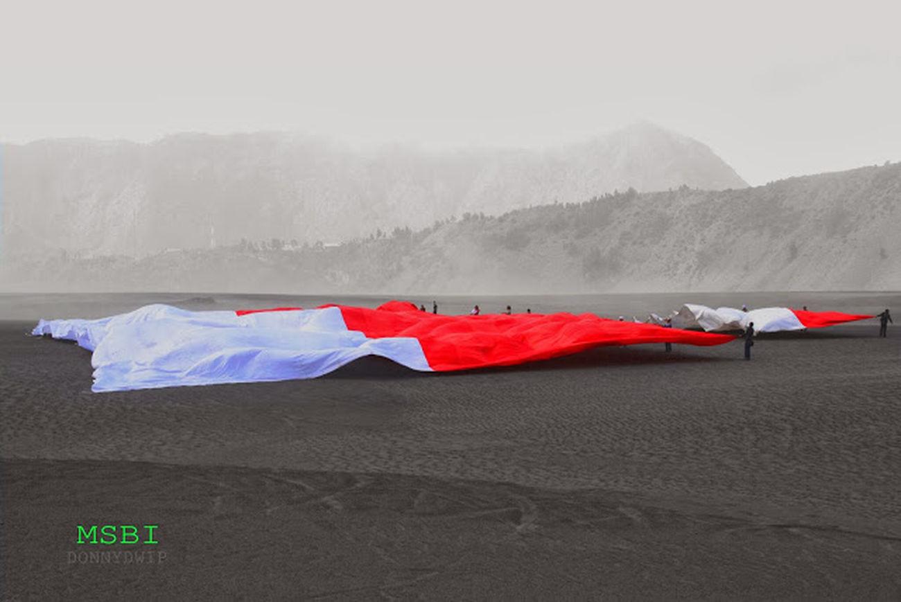 National Flag Indonesia_allshots Wonderful Indonesia I Love Indonesia